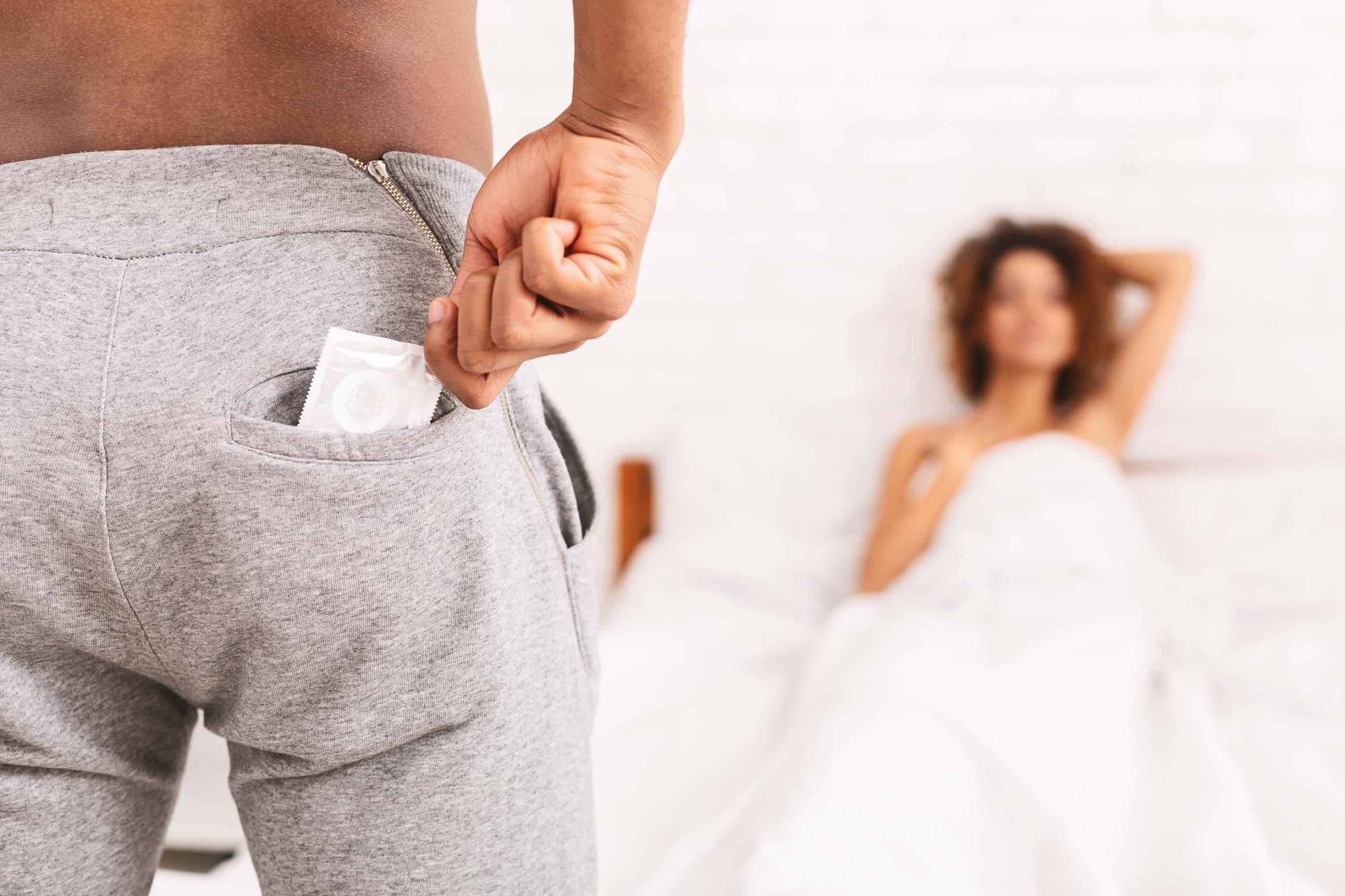 Sintomas mais frequentes de DSTs na mulher